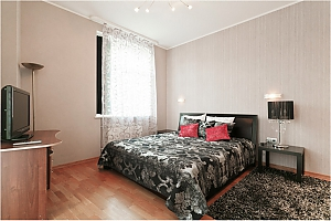 Luxury apartment in the centre of Minsk, Two Bedroom, 001