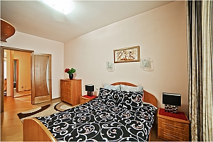 Apartment in warm colors, One Bedroom, 001