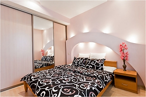 Cute apartment in the city centre, Two Bedroom, 001