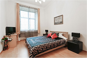 Luxury apartment in the city center, Two Bedroom, 001