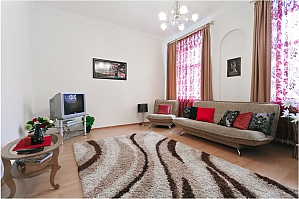 Luxury apartment in the city center, Two Bedroom, 002