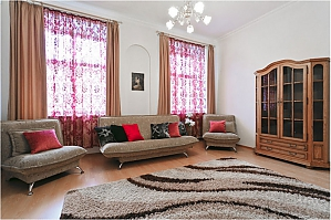 Luxury apartment in the city center, Two Bedroom, 003