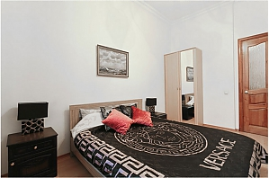 Luxury apartment in the city center, Two Bedroom, 004