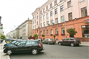 Luxury apartment in the city center, Two Bedroom, 014