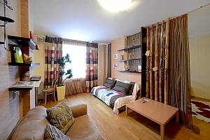 Studio apartment on Peremohy avenue, Monolocale, 001
