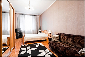 Apartment in the center near the metro, Two Bedroom, 001