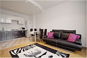 Luxury in the city center, Two Bedroom, 003