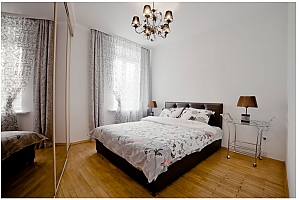 Luxury in the city center, Two Bedroom, 002