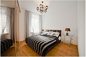 Luxury in the city center, Two Bedroom, 001
