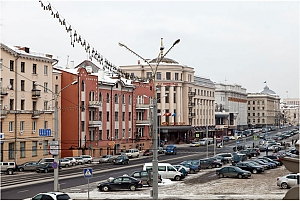 Luxury in the city center, Two Bedroom, 014