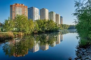 Luxury apartment on Parkovi lakes, Zweizimmerwohnung, 016