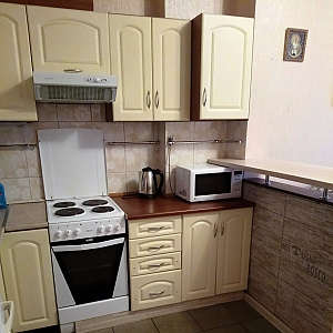 Apartment in Prymorskyi district in a new building, Un chambre, 002