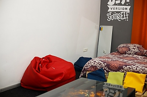 Room in MGame hostel, Monolocale, 002