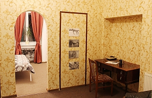 Separate room in MGame hostel, Monolocale, 002