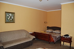 Квартира з усіма зручностями, 1-кімнатна, 001