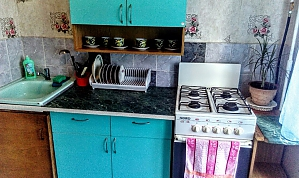 Уютная чистая квартирка, 1-комнатная, 004