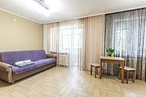 Bright apartment near the metro in the best district, Monolocale, 003