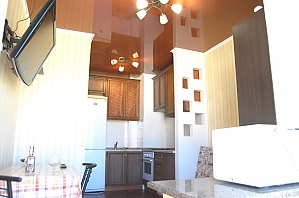 Viktoria - bedroom and kitchen-studio, Studio, 004