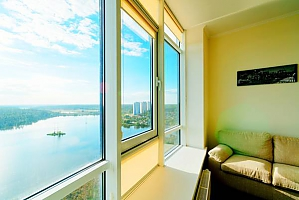 VIP apartment near the lake, Un chambre, 004