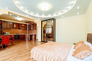 Luxury apartment in a new building, Monolocale, 004