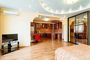 Luxury apartment in a new building, Monolocale, 003