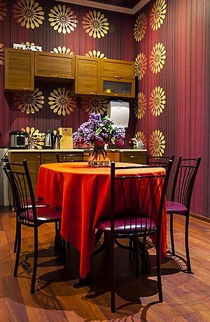 Місце у загальному номері для 8 гостей, 1-кімнатна, 001