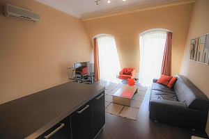 Cozy apartment in Odessa, Una Camera, 004