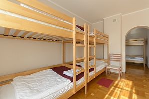 Bed in the room for 6 persons, Studio, 001
