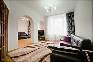 Beautiful apartment in the center, Three Bedroom, 004