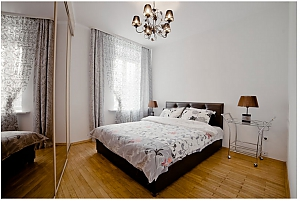 Beautiful apartment in the center, Three Bedroom, 001