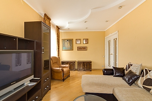 Luxury apartment on Belorusskaya, Dreizimmerwohnung, 002