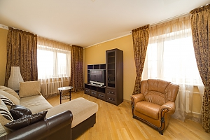 Luxury apartment on Belorusskaya, Dreizimmerwohnung, 001