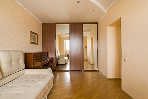 Luxury apartment on Belorusskaya, Dreizimmerwohnung, 020