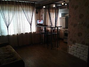 Современная квартира-студия возле пляжа Лузановка, 1-комнатная, 003
