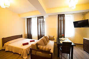 Spacious suite in the apart-hotel, Monolocale, 003
