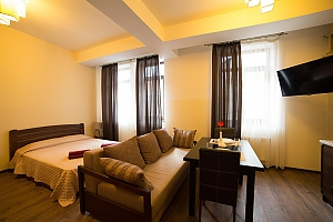 Spacious suite in the apart-hotel, Monolocale, 004