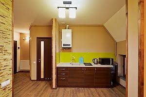 Duplex suite in the apart-hotel, Un chambre, 004