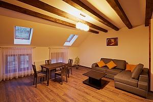 Luxury suite in the apart-hotel, Zweizimmerwohnung, 001
