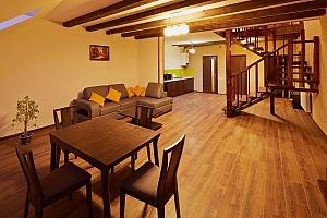 Luxury suite in the apart-hotel, Zweizimmerwohnung, 004