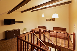Luxury suite in the apart-hotel, Zweizimmerwohnung, 002