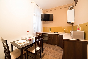 Modern and bright suite in the apart-hotel, Studio, 003