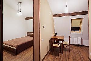 Room for 2 guests in the apart-hotel in the historical center, Studio, 002