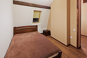 Room for 2 guests in the apart-hotel in the historical center, Monolocale, 001
