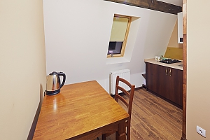 Room for 2 guests in the apart-hotel in the historical center, Monolocale, 003