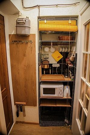 Apartment in Lviv, Studio, 008