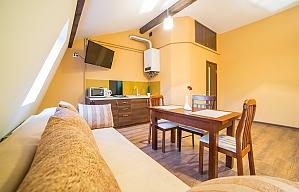 Comfortable suite in apart-hotel, Studio, 002