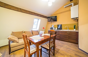 Comfortable suite in apart-hotel, Studio, 003