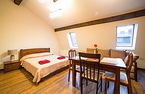 Comfortable suite in apart-hotel, Studio, 001