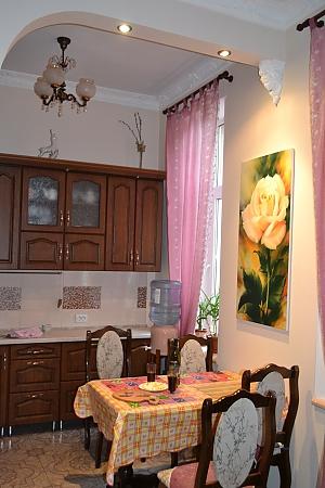 Квартира в центре возле ЦУМа, 2х-комнатная, 002