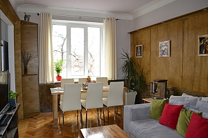 Affordable luxury apartment, Dreizimmerwohnung, 004